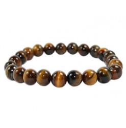 oeil de tigre bracelet en perles
