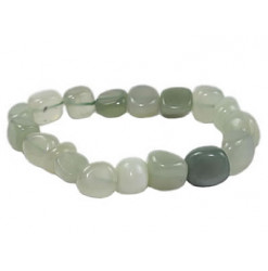 jade de chine bracelet nuggets