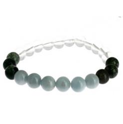 bracelet du gémeaux pierres de lithothérapie