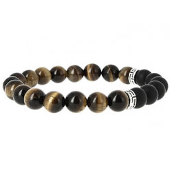 bracelet angus collection black pearl