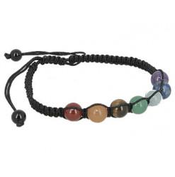 bracelet shamballa 7 chakras