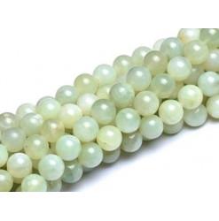 jade de chine perle pierre naturelle