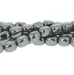 hématite perles roulées nuggets