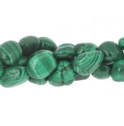 malachite perles roulées