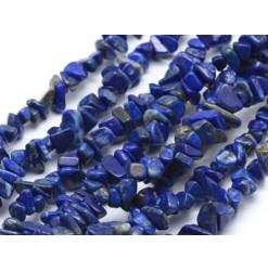 lapis lazuli perles chips