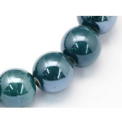 perles grises en porcelaine