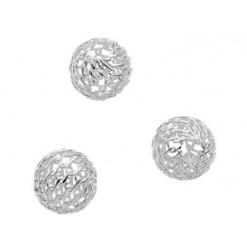 perle filigrane argent 925