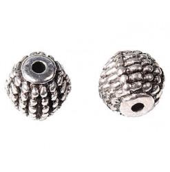 perles picots en métal