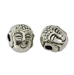 tête de bouddha perles