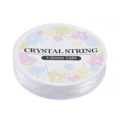 fil cristal pour bijoux