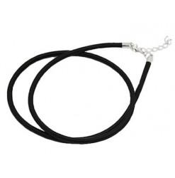 collier pour pendentif en coton