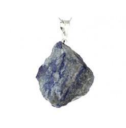 lapis lazuli pendentif brut