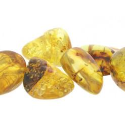 ambre pierre roulée galet