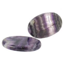 pierre plate de fluorine