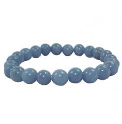 bracelet angélite perles