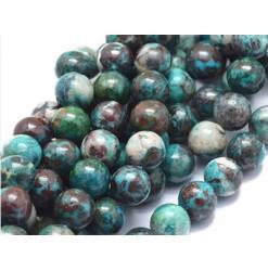 perle pierre de chrysocolle