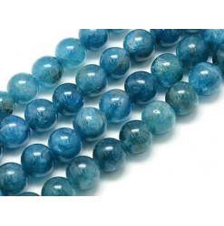perle apatite bleue claire