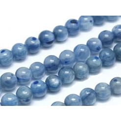 cyanite perle percée
