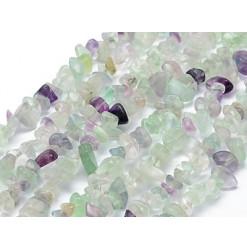 fluorine chips de pierre