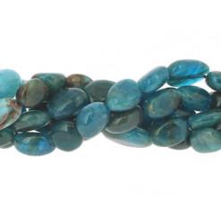 Apatite Bleue Perle pierre...