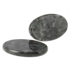pierre plate de larvikite