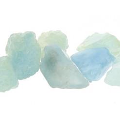 aigue marine pierre brute