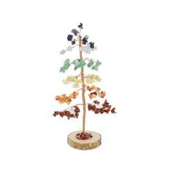 arbre de vie pierres 7 chakras