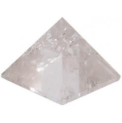 cristal de roche pyramide
