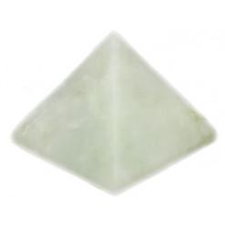 jade de chine pyramide en pierre