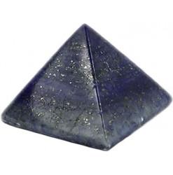 pyramide de lapis lazuli