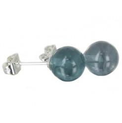 puces oreilles perles fluorine