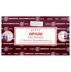 opium encens satya
