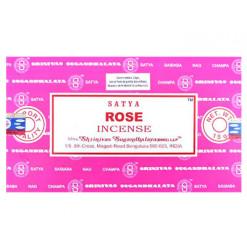 encens rose satya en bâtons