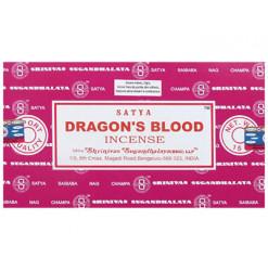 encens sang de dragon satya