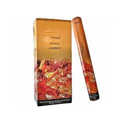 ambre encens bâtons aromatika