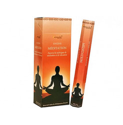 encens méditation aromatika