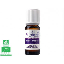 basilic huile essentielle