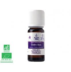 huile essentielle de cèdre