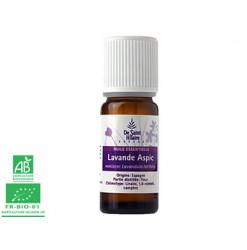 lavande aspic bio huile essentielle