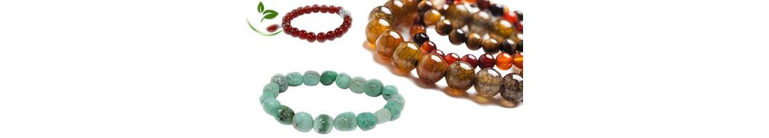 Bracelets en perles de pierres naturelles - Zen Desprit