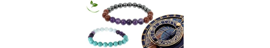 Bracelets du zodiaque en pierres naturelles - Zen Desprit