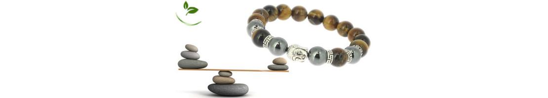 Bracelets d'Equilibre en pierres naturelles - Zen Desprit