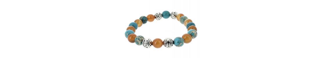 Bracelets pierres naturelles de lithothérapie - Zen Desprit