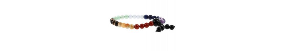 Bracelets Chakras en pierres naturelles - Zen Desprit