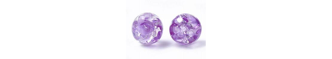 Perles en résine pour loisirs créatifs - Zen Desprit
