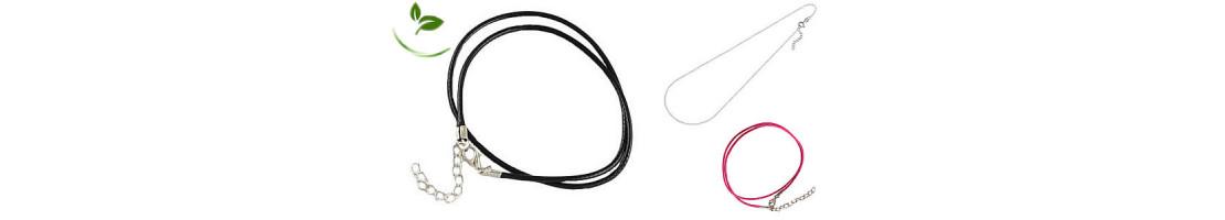 Colliers pour pendentifs et bijoux de cou - Zen Desprit
