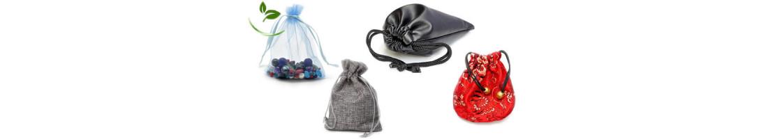 Pochettes pour bijoux et emballages cadeaux - Zen Desprit