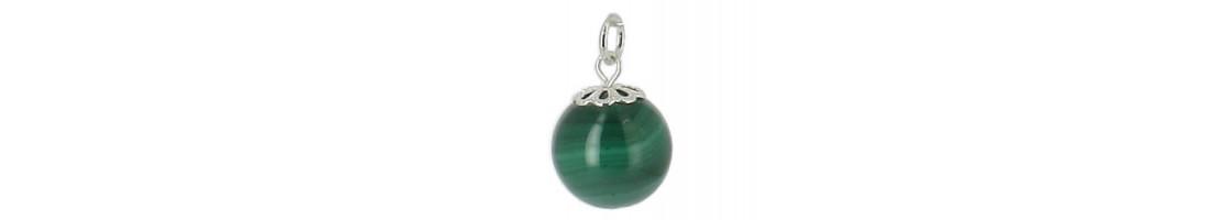 Pendentifs perles de pierre naturelle collection Honua - Zen Desprit