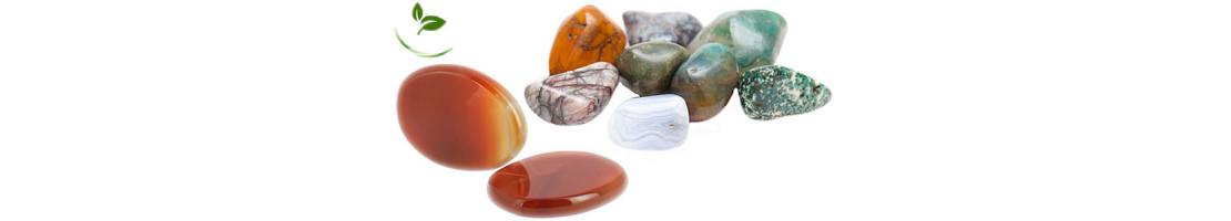 Pierres naturelles et minéraux polis du monde - Zen Desprit