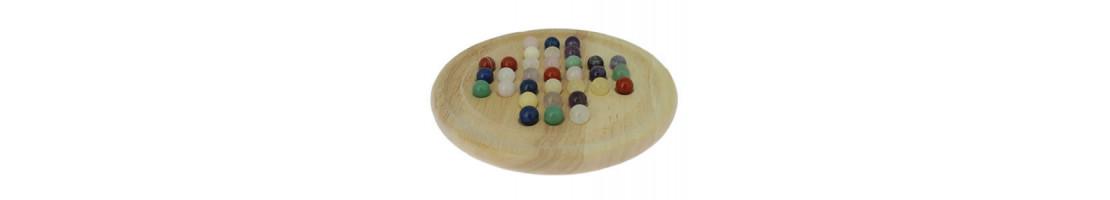 Jeux et Objets en pierres naturelles - Zen Desprit